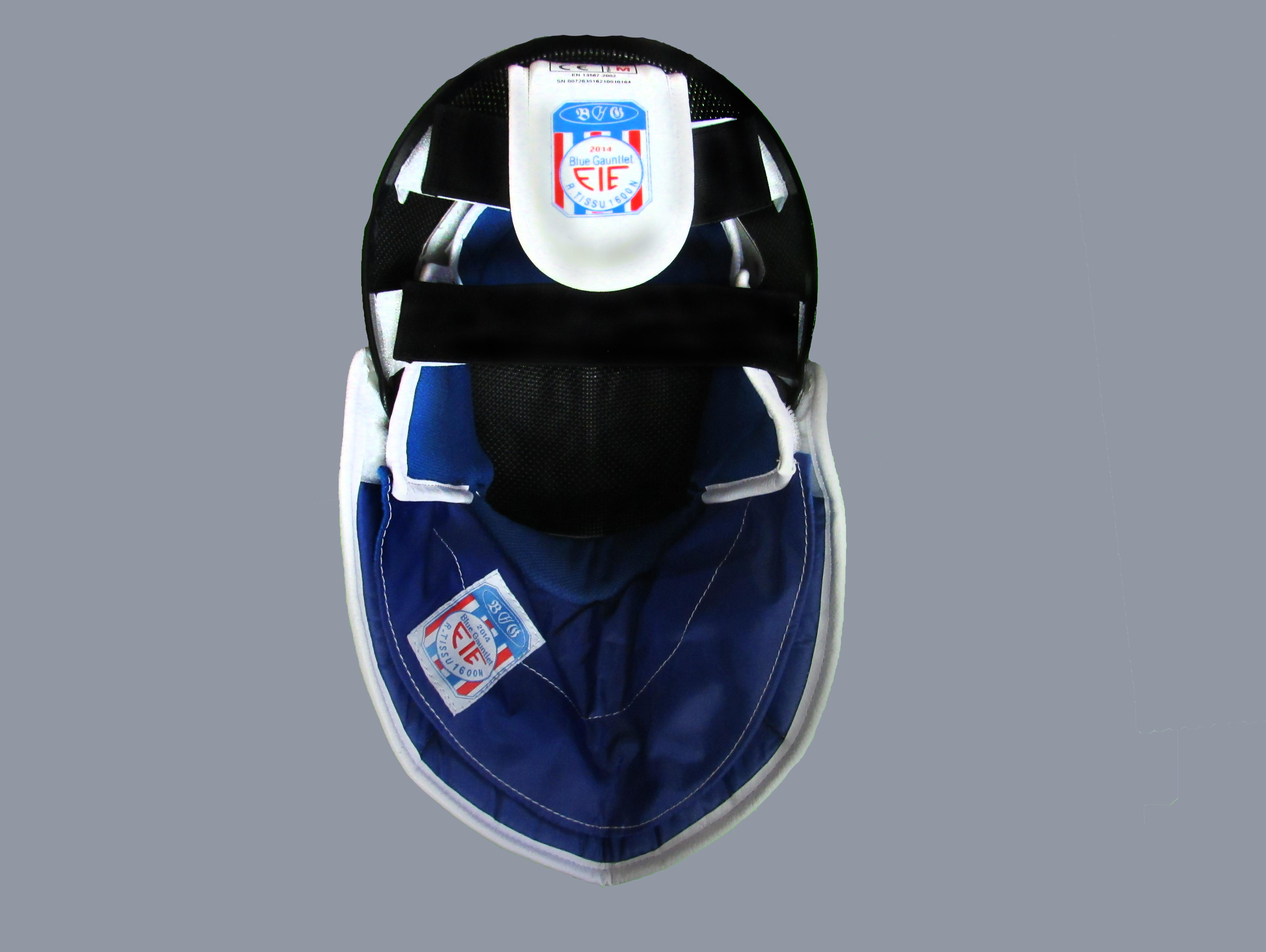 BG 1600N epee FIE fencing MASK