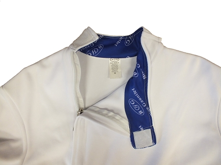 BG Ultra Stretch fencing JACKET (Front Zipper 100% Nylon)