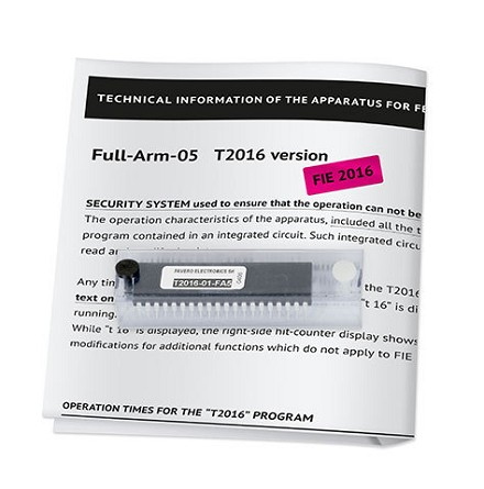 T2016-01-FA5 chip to upgrade the Full-Arm-05