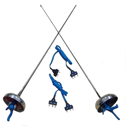 Electric Super Epee Competition SET 4 piece