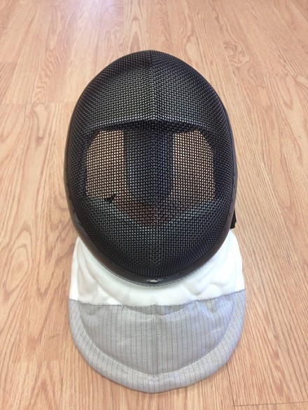 BG 3 Weapon 400 NW Foil MASK with conducting bib