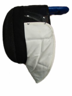 Uhlmann 1600N FIE epee (universal) fencing MASK