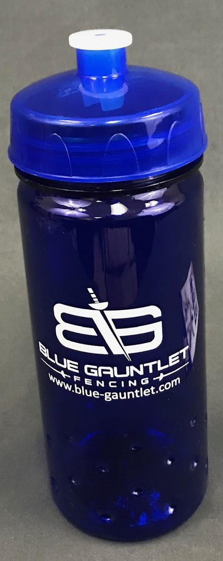 BG Plastic Water Bottle