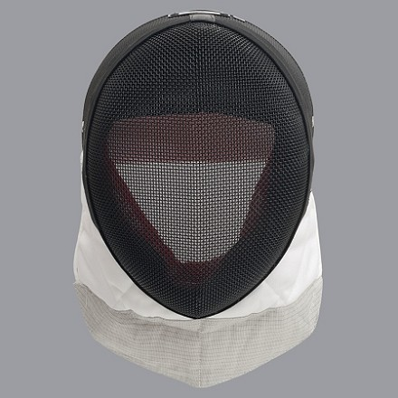 Allstar 1600N Removable FIE FOIL fencing MASK with conducting bib