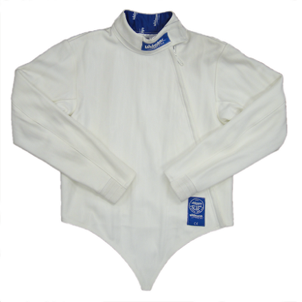 Uhlmann 'Olympia' 800nw FIE fencing JACKET (Prior to 2016 version)