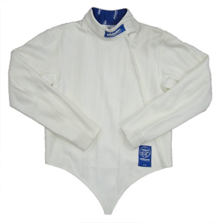 Uhlmann 'Olympia' 800nw FIE fencing JACKET for kid