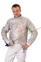 PBT inox stainless steel Saber Fencing Lame.